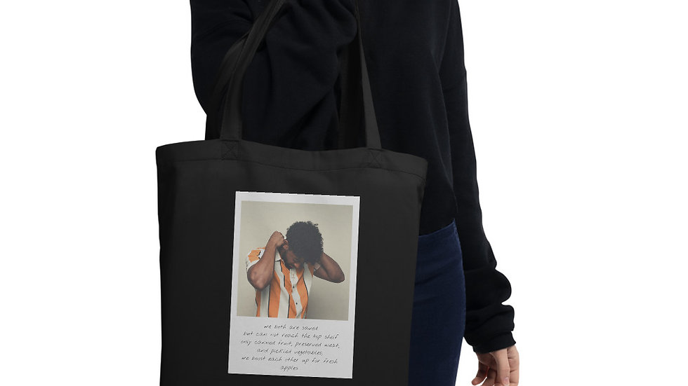 Eco Tote bag | Designer Organic bag | Saved