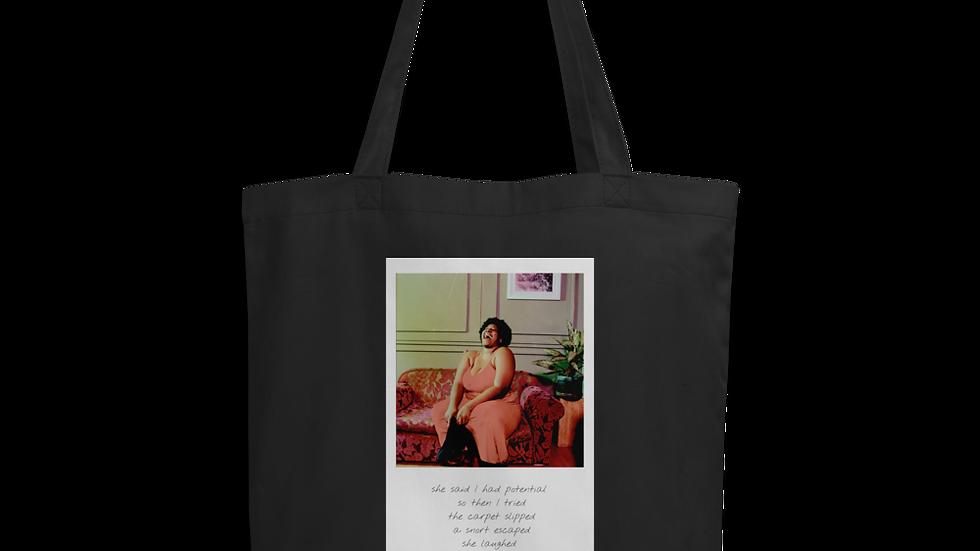 Eco Tote bag | Designer Organic bag | Potential