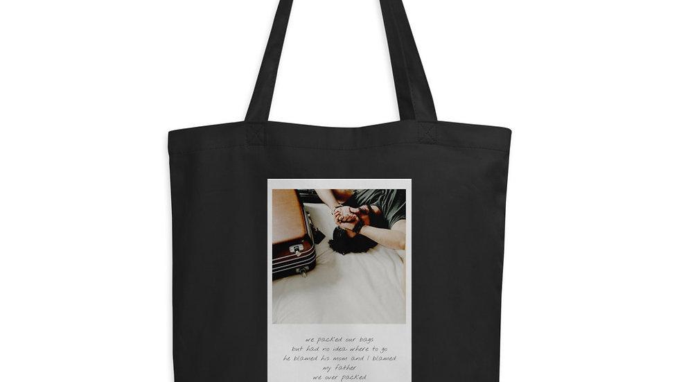 Eco Tote bag | Designer Organic bag | Overpacked