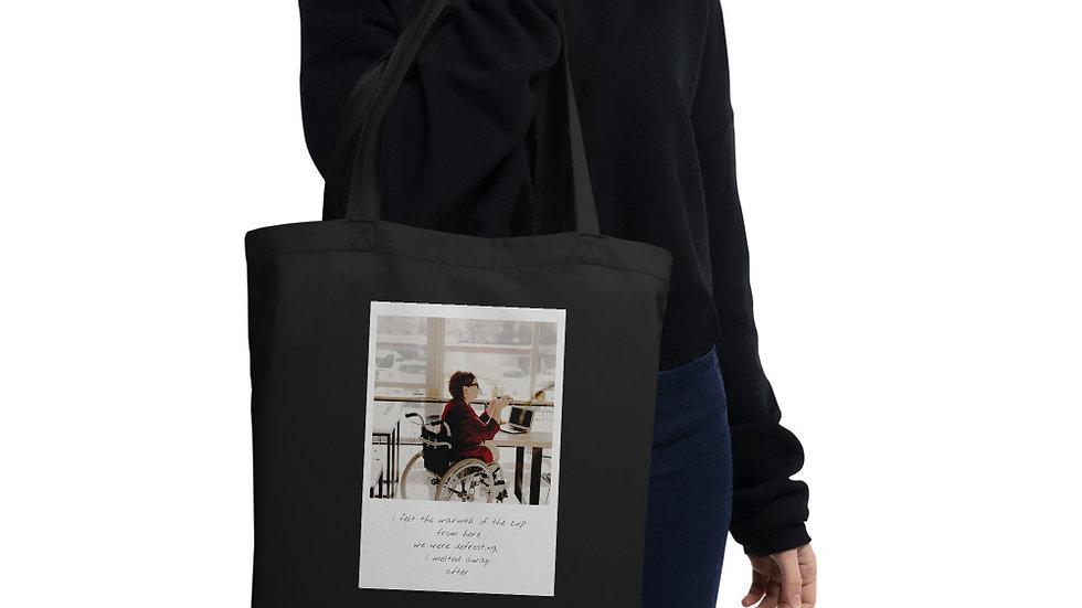 Eco Tote bag | Designer Organic bag | Warmth