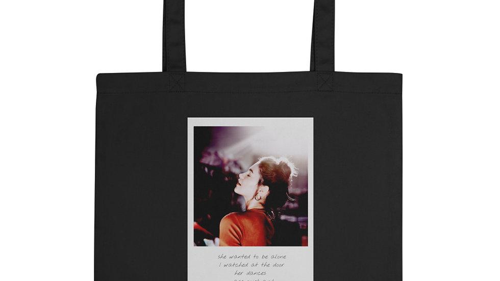 Eco Tote bag | Designer Organic bag | I watched
