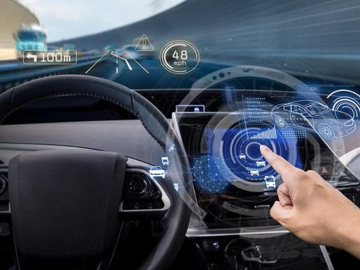 Driverless cars are the future