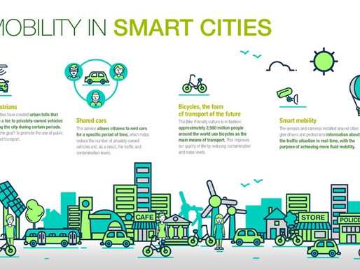 Smart Mobility driving Smart Cities