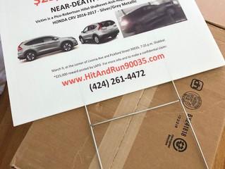 LAPD Posts $25,000 Reward