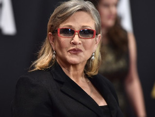 """""""Take Your Heart Break and Make It Into Art"""" -- Carrie Fisher"""