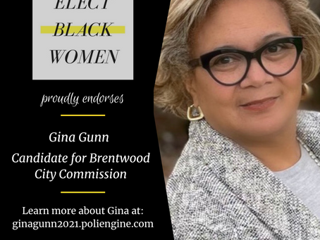 Gina Gunn Seeks to Ensure All Voices are Represented