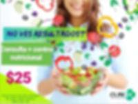 promo nutrición