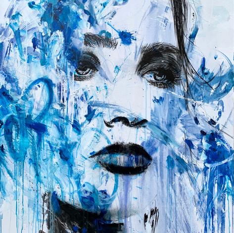 Les yeux bleus #1