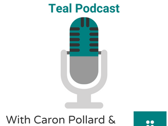 Show Notes from Episode #1 - Introducing the Teal Podcast