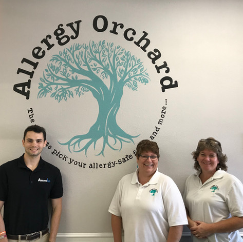 AssureTech & Allergy Orchard Announce Partnership