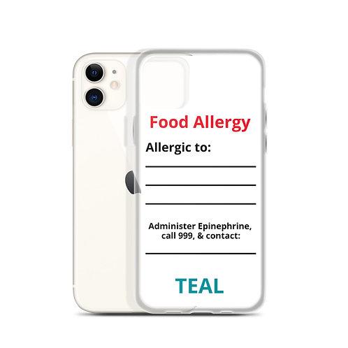 Medical Alert iPhone Case
