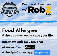 Joey DiGangi Interviewed by the Rob Z Podcast for Frontier Forward