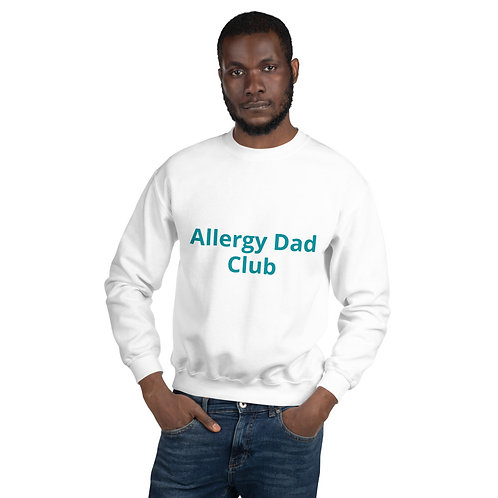 Allergy Dad Club - Unisex Sweatshirt