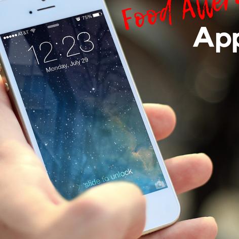 Named a Top-10 Food Allergy App