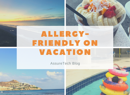 Summertime Tips for Traveling with Food Allergy