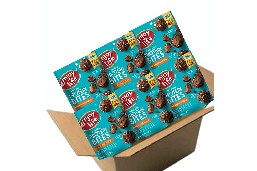 nut free protein bar