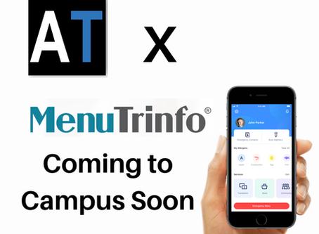 AssureTech, MenuTrinfo to Offer EpiCenter App, AllerTrain Course to Colleges, Universities