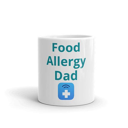 Food Allergy Dad Mug