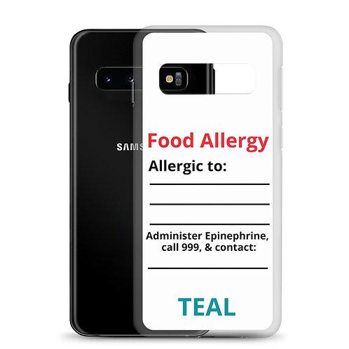Medical Alert Samsung Case