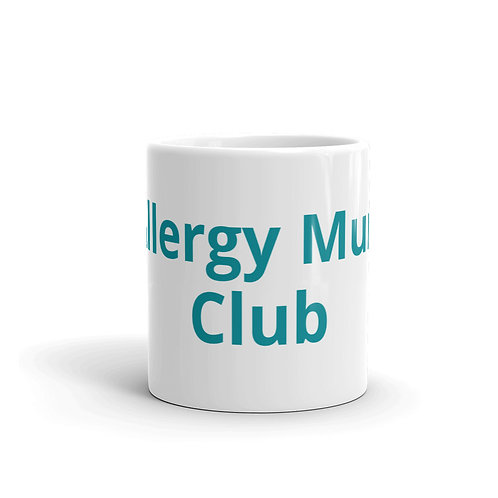 Allergy Mum Club Mug