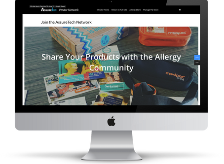 Making Allergy-Friendly Food More Accessible with the AssureTech Vendor Network