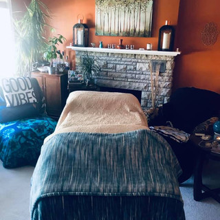 Reiki Session During The Day