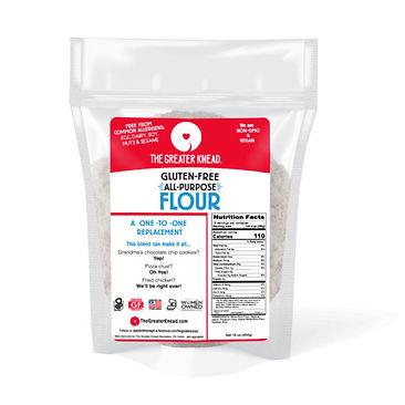 Gluten-Free & Top Allergen-Free Flour Blend