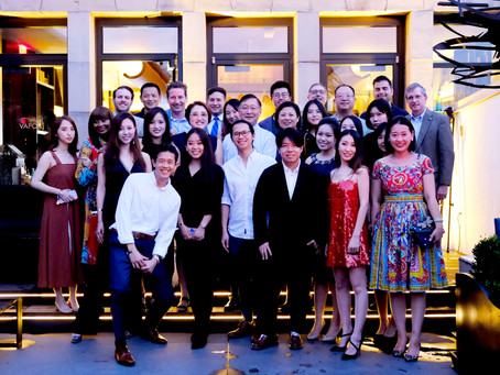 YD Fortune successfully hosted the YD Fortune Rooftop party ———