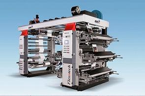 Flexographic Printing, Flexo printing, HDPE & PP Flexo Printing