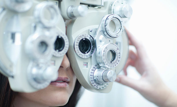 Eye Exam - Phoropter
