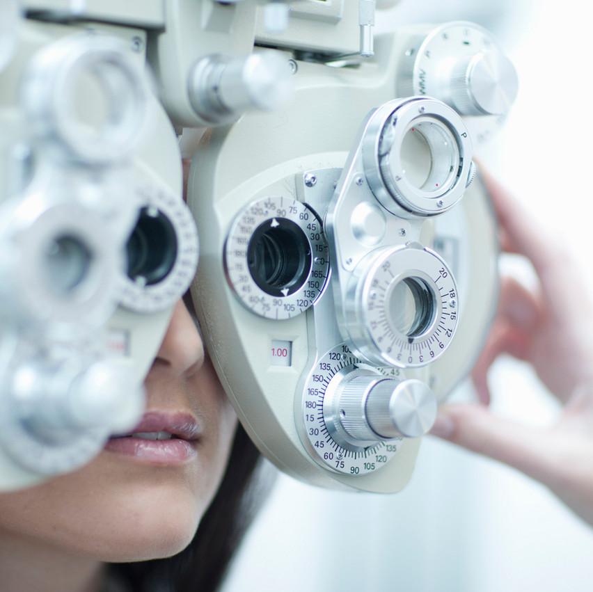teste ocular
