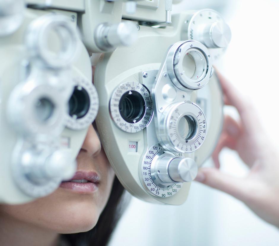 Graduación de lentes
