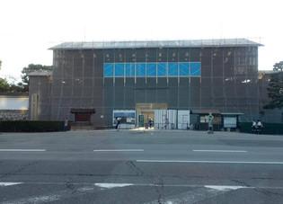 上京のテラスハウス