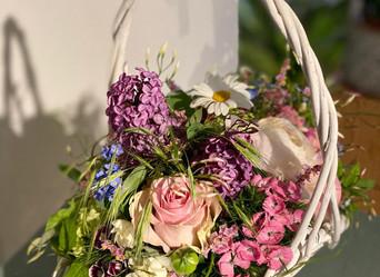 """Ein """"florales Danke"""" an die Mütter - Muttertag geöffnet."""