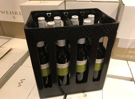 Neue 10er Harassen für 50cl-Flaschen