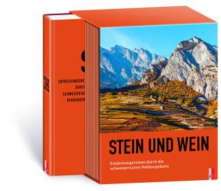 """""""Stein und Wein"""" - Das Buch"""