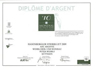 Mondial du Pinot noir 2010_Stierenbluet.