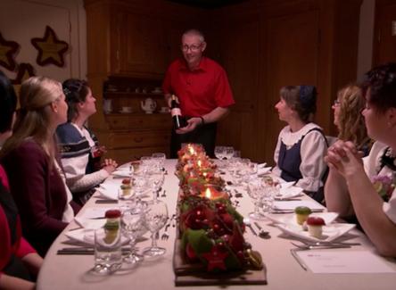 Auch die Landfrauen mögen unseren Sauvignon blanc