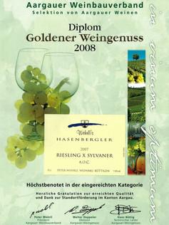Goldener_Weingenuss_2008_Riesling-Sylvan