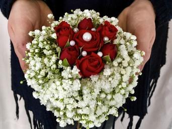 Am Freitag ist Valentinstag: Wir haben von 8.00 bis 19.00 Uhr geöffnet