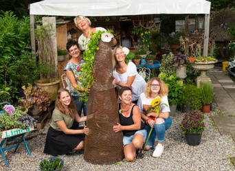 """AZ vom 9. Oktober 2019: """"Floristik-Geschäft im Aarepark: Seit 20 Jahren gibt es hier keinen Kit"""