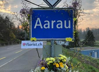 100 Jahre florist.ch - Für alle, die trotz Krise heute unterwegs sind: Wir haben für Sie die Ortstaf
