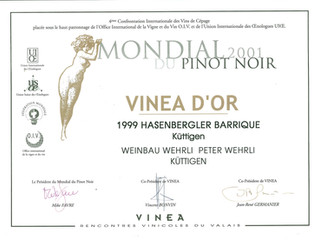 Mondial du Pinot noir 2001_Hasenbergler