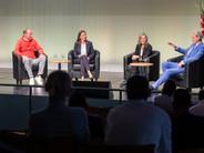 Wirtschaftssymposium mit Susi Steiger-Wehrli.