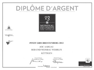 Mondial des Pinots 2013_Pinot gris Brest