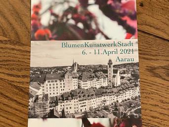 BlumenKunstwerkStadt 6. - 11. April 2021