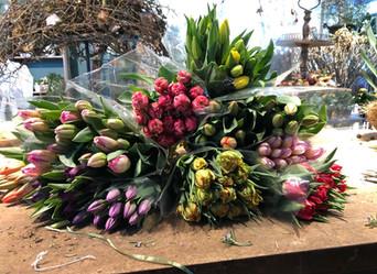 Neu auch TWINT-Zahlung möglich: Aargauer Tulpen und weitere Frühlingsboten - Sie bestellen online od