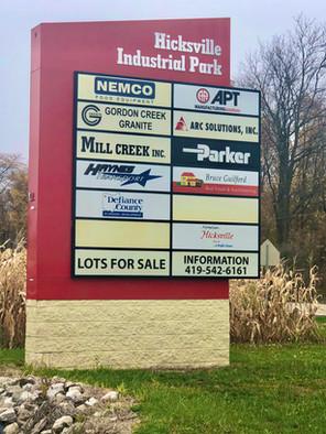 Hicksville Industrial sign.jpg