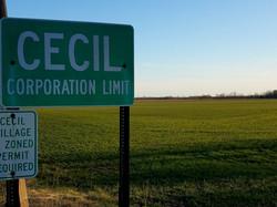 Cecil, Ohio