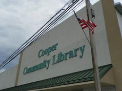 Cooper Library, Oakwood, Ohio
